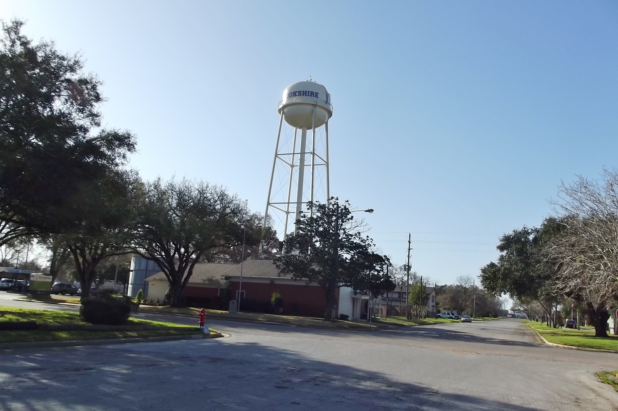 Brookshire Water Tower