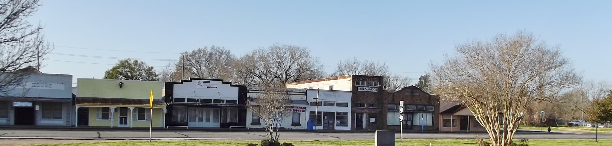 Brookshire Downtown (west half