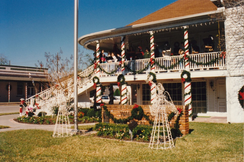Christmas at the Waller County Museum