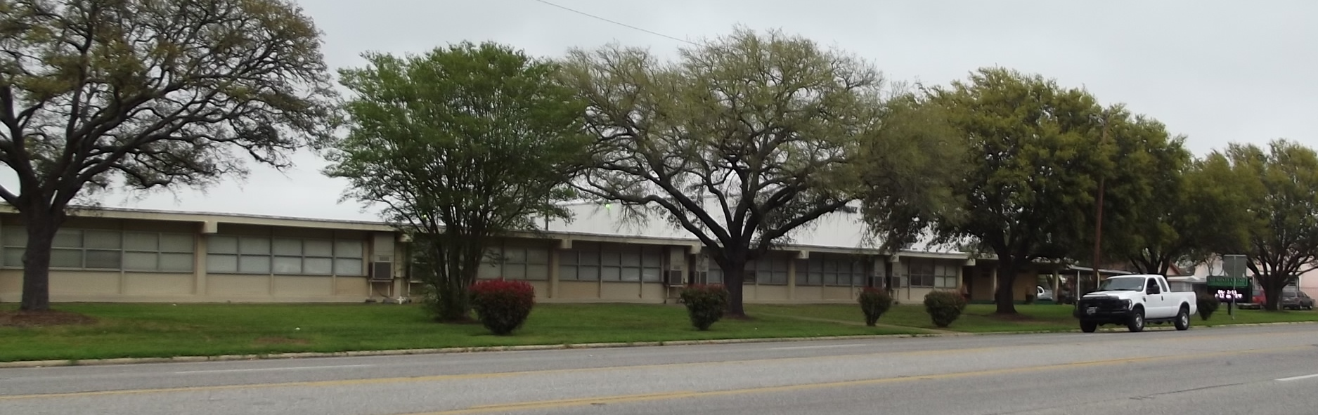HISD Administrative Building
