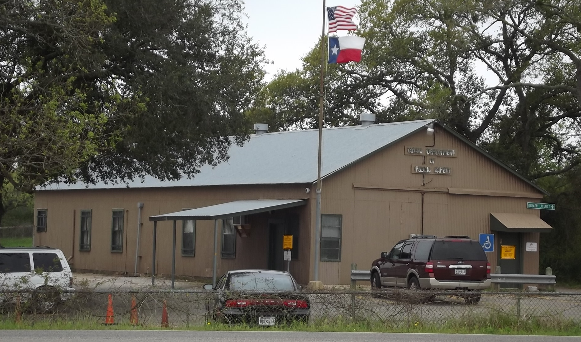 Waller County Dept of Public Safety