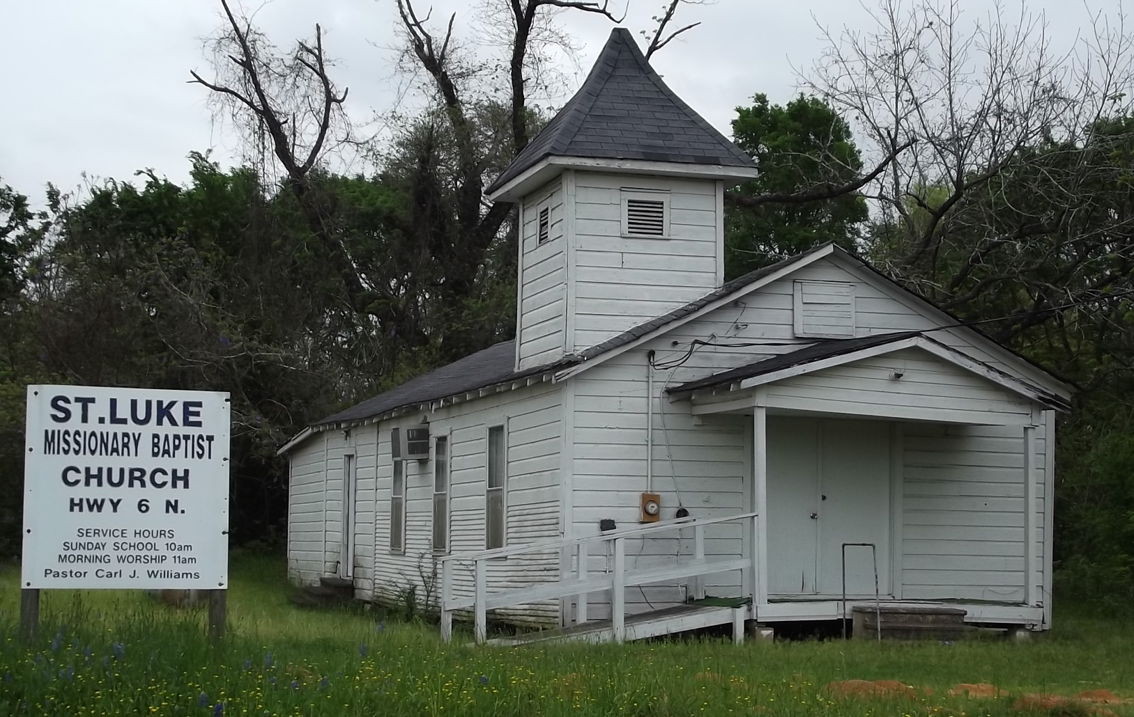 St Luke's Missionary Baptist Church