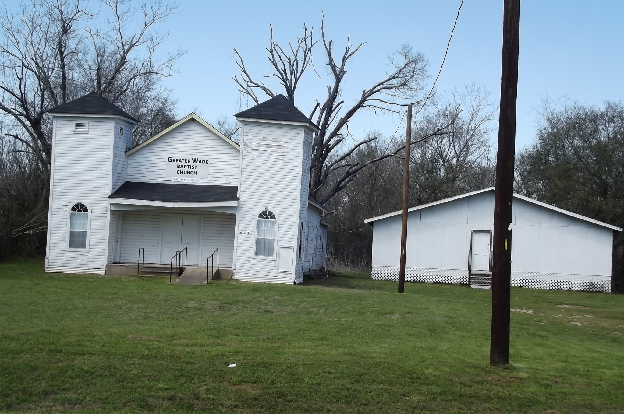 Greater Wade Baptist Church