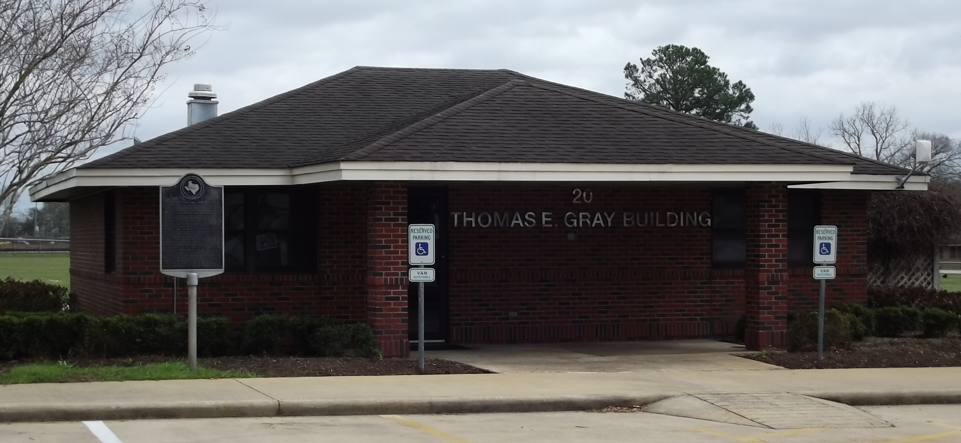 Thomas E Gray Building