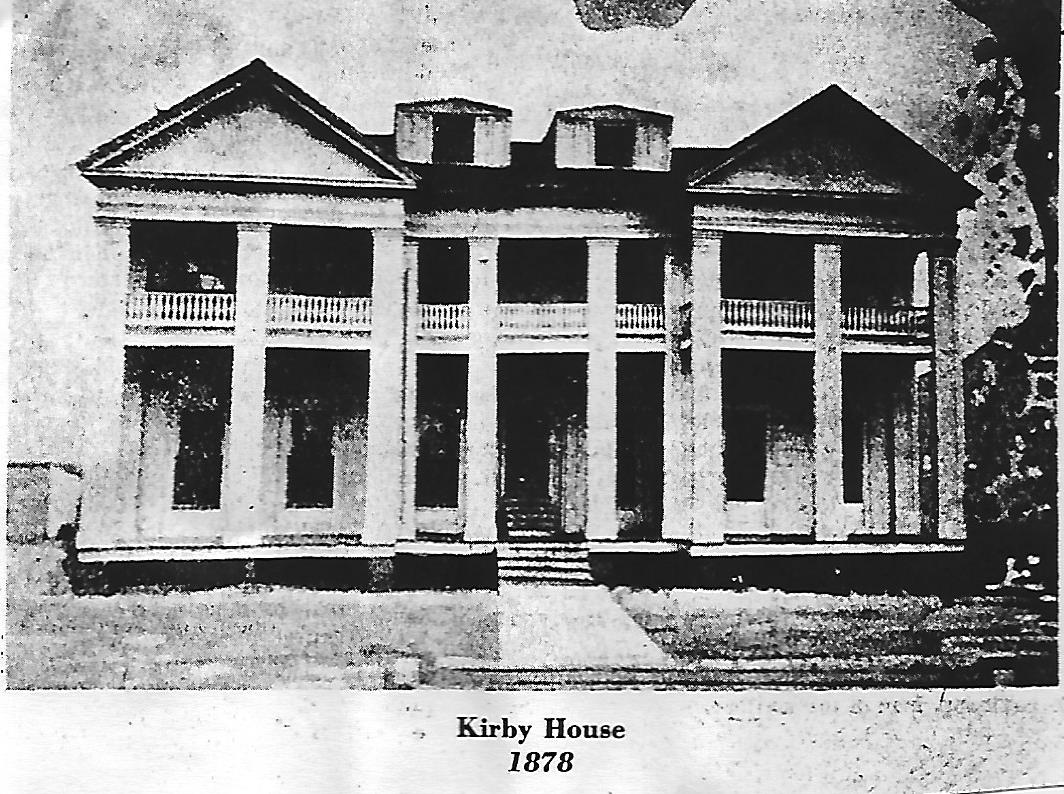 Kirby House at PVA&M