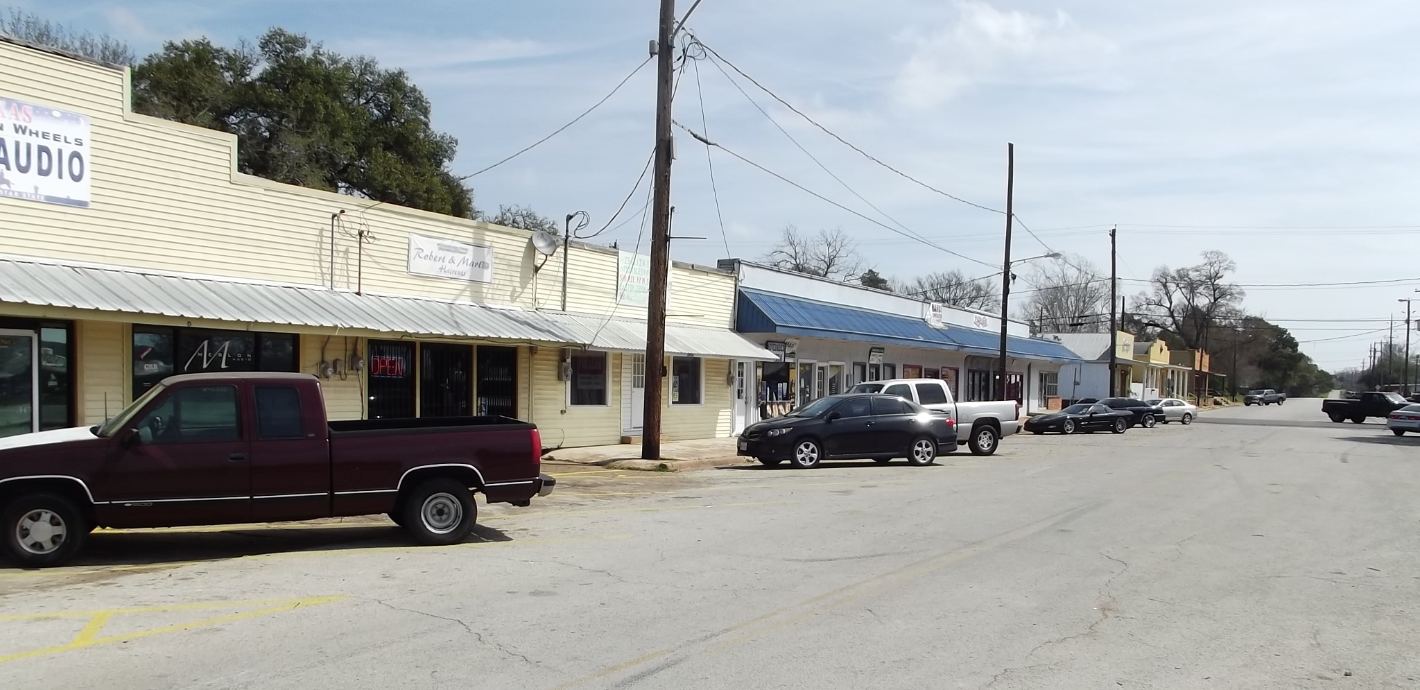 Downtown Waller