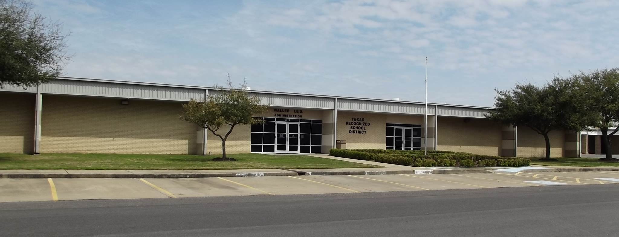 Waller ISD Adminstration Building