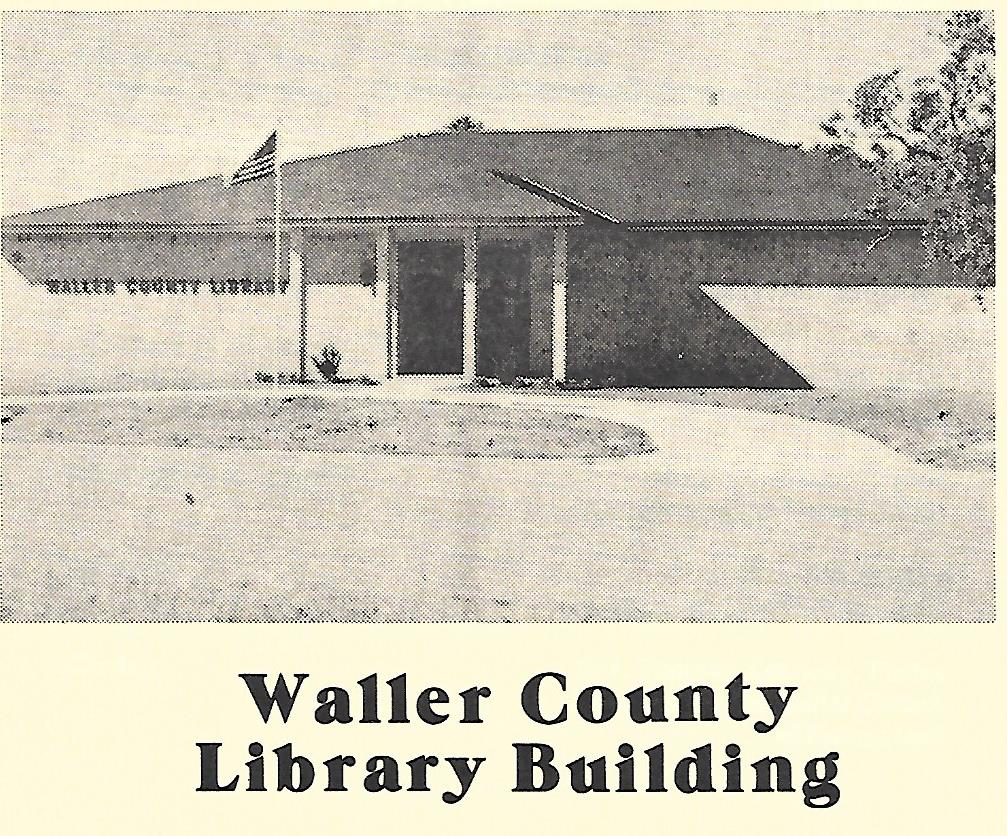 Waller County Library, Hempstead