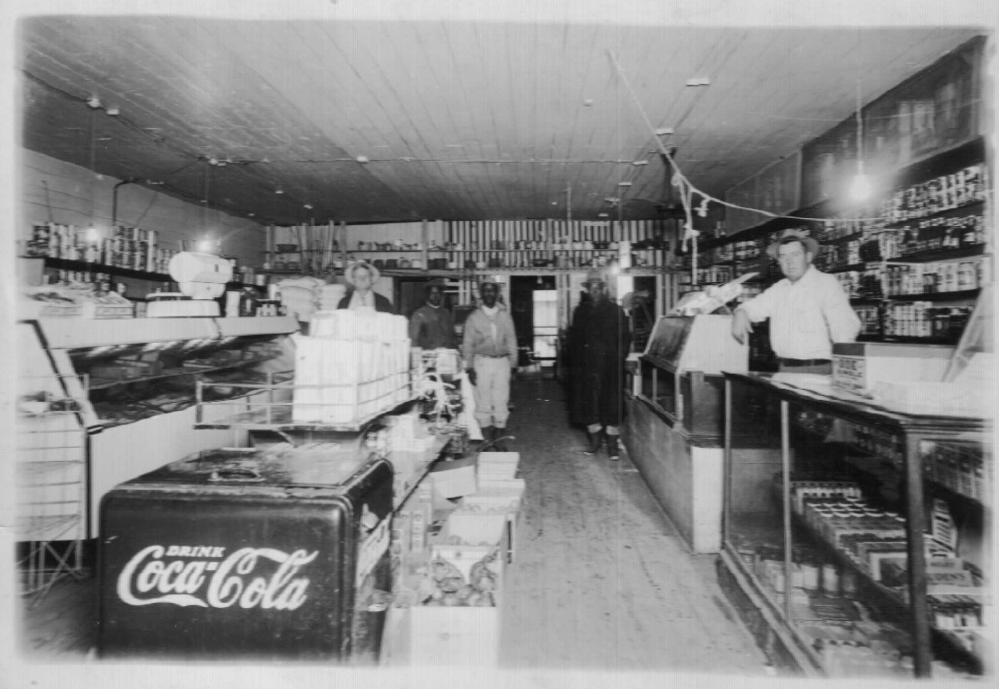 Avery's Grocery Store, 1938-1962