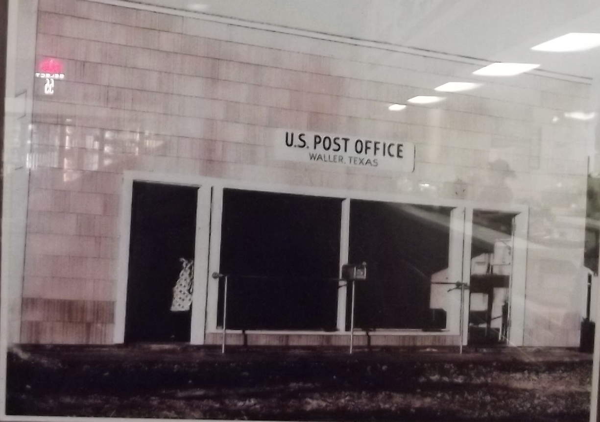 Waller Post Office